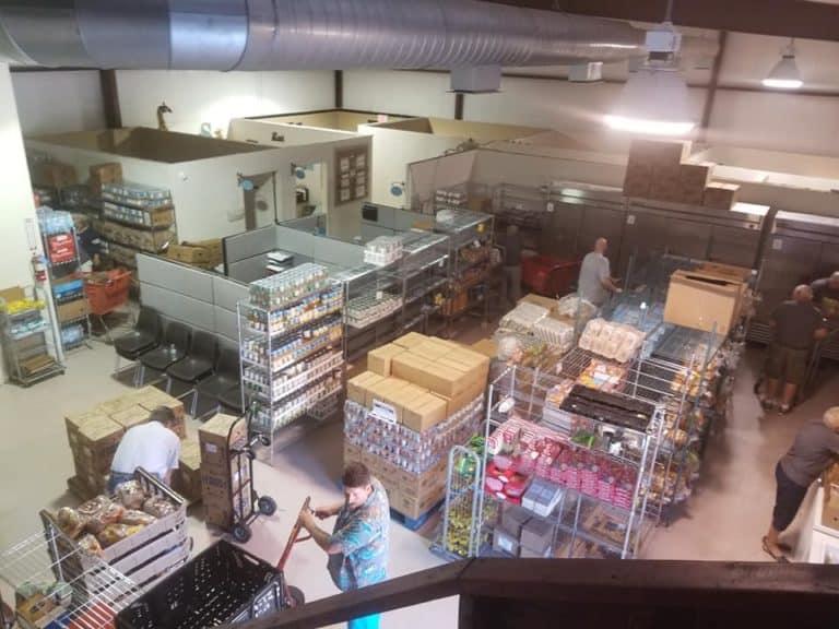 Organized food supplies