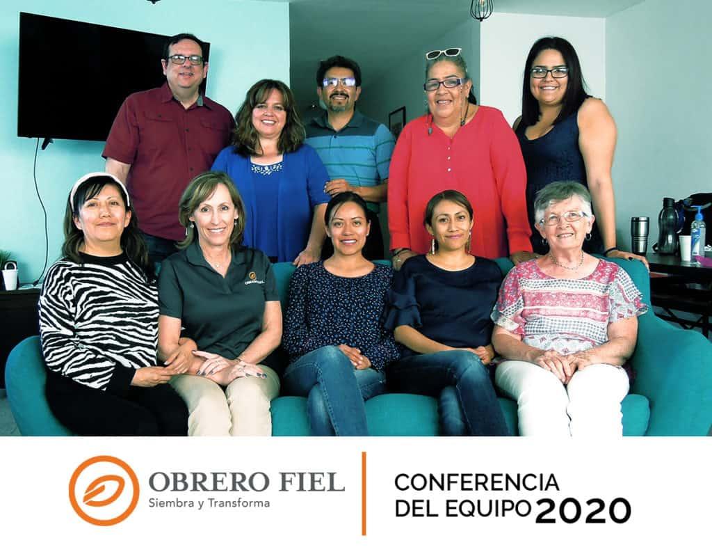 2020 Obrero Fiel Team Conference in Mexico
